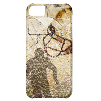 Grungy Football Case-Mate iPhone Case