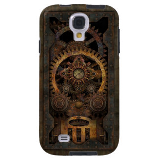 Grungy Industrial Steampunk Machine #2