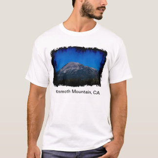 Grungy Light Mammoth Mountain, CA T-Shirt