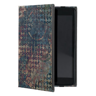 Grungy Patterns with Messy Patchwork of Textures iPad Mini Cover