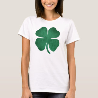 Grungy Shamrock 2 T-Shirt
