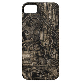 Grungy Steampunk Machinery iPhone 5 Cover