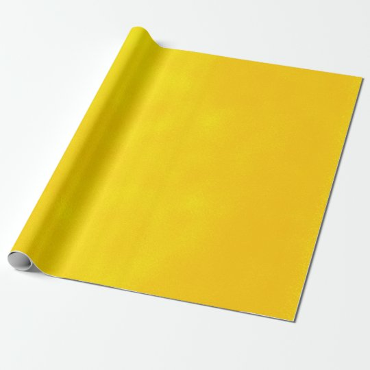 Grungy Styled Smudge Bright Yellow