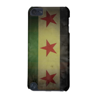 Grungy Syria Flag iPod Touch 5G Case