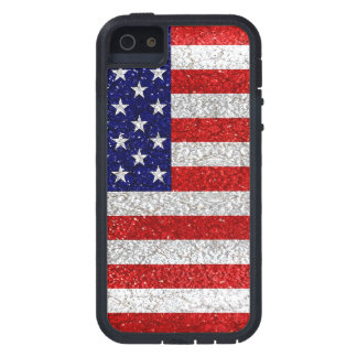 Grungy Usa Flag iPhone 5 Covers