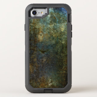 Grungy wall OtterBox defender iPhone 8/7 case