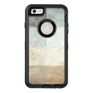 grungy watercolor-like graphic abstract OtterBox iPhone 6/6s plus case