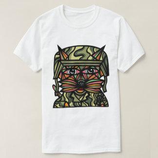 """""""Grunt Kat"""" Men's T-Shirt"""