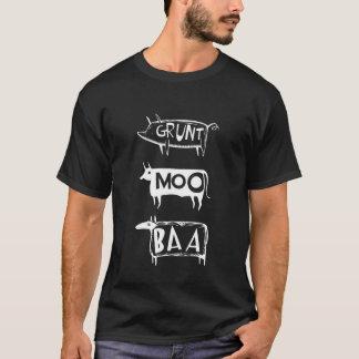 Grunt Moo Baa T-Shirt