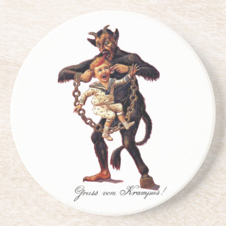 Gruss vom (Greetings From) Krampus Coaster