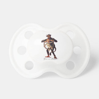 Gruss vom (Greetings From) Krampus Pacifier