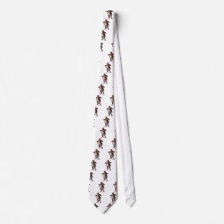 Gruss vom (Greetings From) Krampus Tie