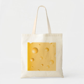 Gruyere Cheese Tote Bag