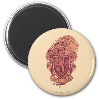 GRYFFINDOR™ Crest 2 Inch Round Magnet