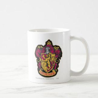 Gryffindor Crest Classic White Coffee Mug