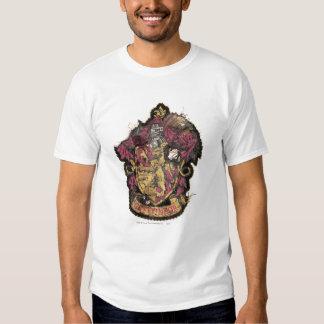 Gryffindor Crest - Destroyed Tee Shirts
