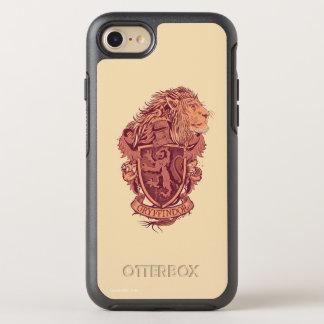 GRYFFINDOR™ Crest OtterBox Symmetry iPhone 7 Case