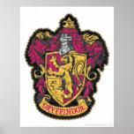 Gryffindor Crest Print