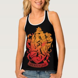 Gryffindor Crest - Splattered Tank Top