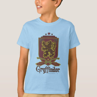 Gryffindor Quidditch Badge T-Shirt