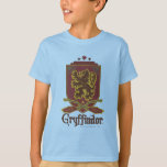 Gryffindor Quidditch Badge Tshirt