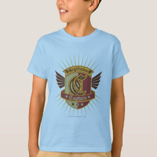 Gryffindor QUIDDITCH™ Captain Emblem T-Shirt