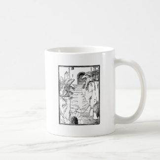 gryphon-art-4 coffee mug
