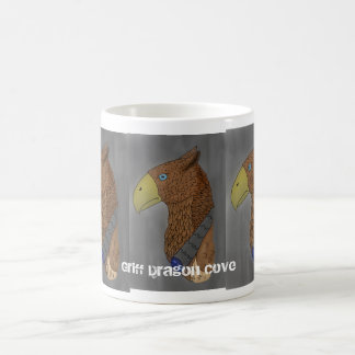 Gryphon/ Griffin mug