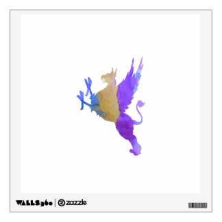 Gryphon Wall Decal