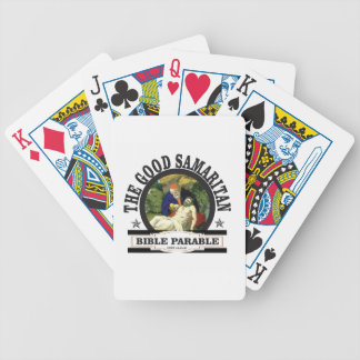 gs bible story bicycle playing cards