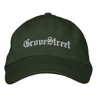GS Green Pimp Flex Fit Embroidered Hat