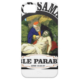 gs painted bible parable iPhone 5 cases