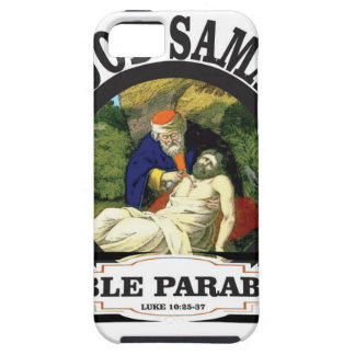 gs painted bible parable iPhone 5 cover