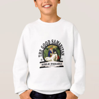 gs painted bible parable sweatshirt