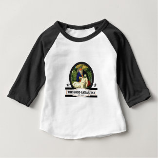 gs painting bible art baby T-Shirt