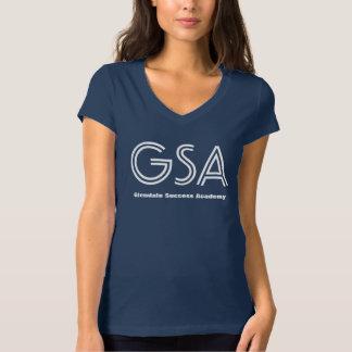 GSA marque avec des lettres la chemise - académie T-shirt