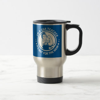 GSA Rosie Riveter Logo mug - glendale success