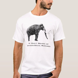 GSAR Columbian Mammoth T-Shirt