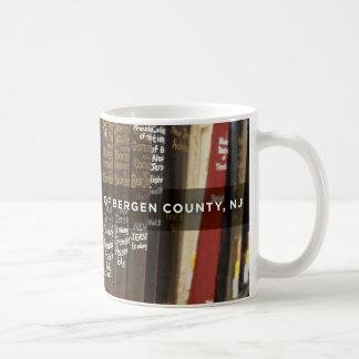 """GSBC """"Library"""" Logo Mug"""