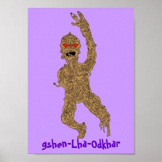 gshen-Lha-Odkhar Poster