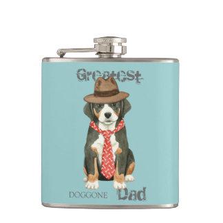 GSMD Dad Hip Flask