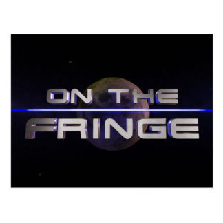 GSO | On the Fringe logo postcard