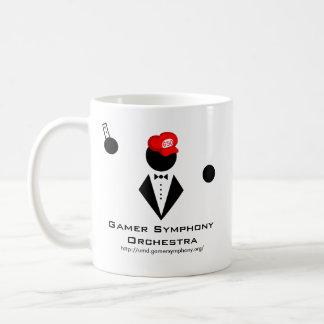 GSO White Mug