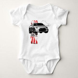 GT-R 7:29 BABY BODYSUIT