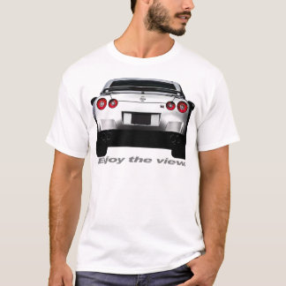 "GT-R ""Enjoy the view."" T-Shirt"