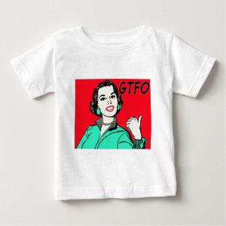 GTFO Gal Tee Shirt