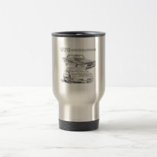 GTO Generations Travel Mug