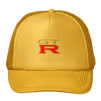 GTR  cap Trucker Hat