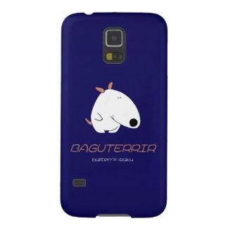 gu te ri a 獏+Bull terrier Galaxy S5 Covers