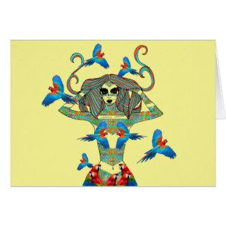 GUACAMAYA CARD